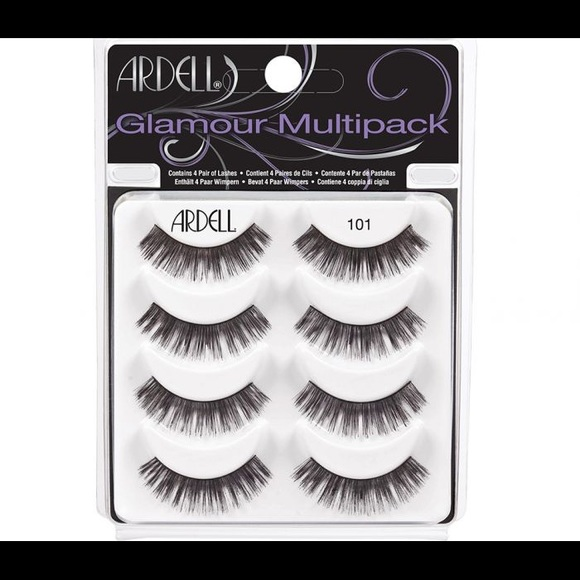 1284cfef020 Ardell Makeup | Lash Glamour Multi 101 Demi Nib | Poshmark